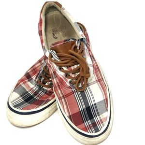 Bass Classic Plaid Men's Sneaker
